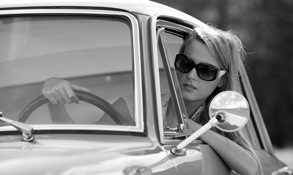 Les inventions des femmes et l'automobile.